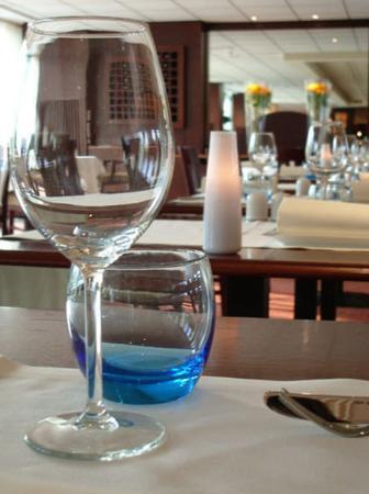 Radisson Blu Hotel Amsterdam Airport: Restaurant