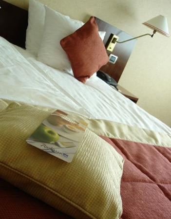 Radisson Blu Hotel Amsterdam Airport: Guest Room