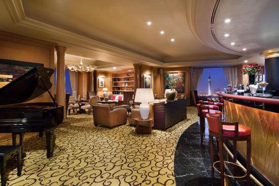 Kempinski Nile Hotel Cairo : Jazz Bar