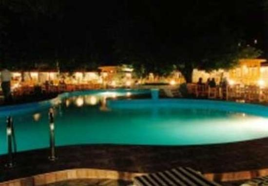 Hotel Unirea Botosani: Pool View