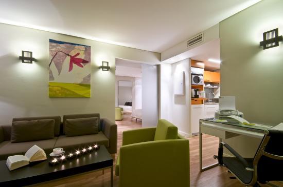 B-aparthotel Montgomery : Apartment Montgomery