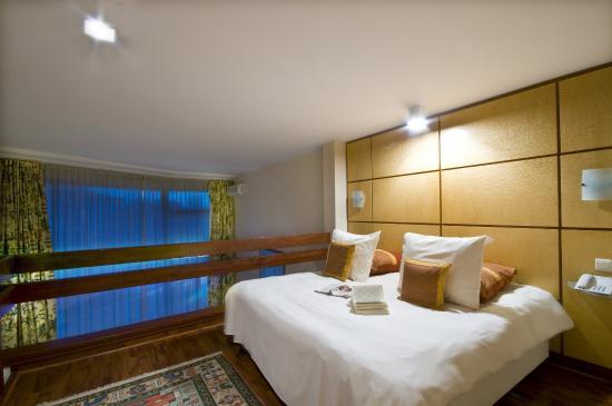 B-aparthotel Montgomery : Bedroom Montgomery Duplex