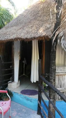 My Tulum Cabanas: Precario