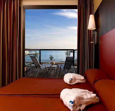 Hotel Marina Luz: Guest Room
