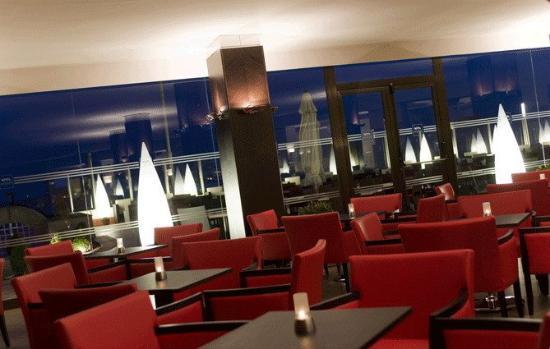 Hotel Marina Luz: Lounge