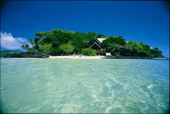 Royal Davui Island Resort, Fiji: Exterior
