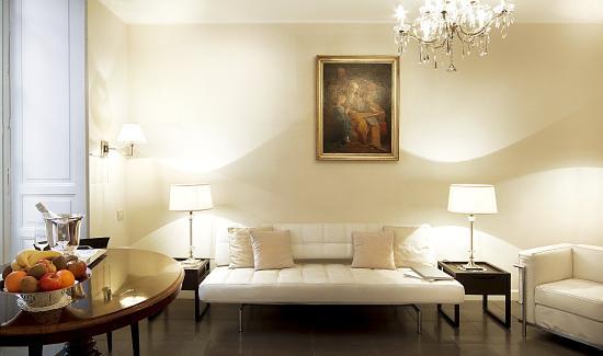 Hotel Cavalieri: Suite Cavalieri (2 people)