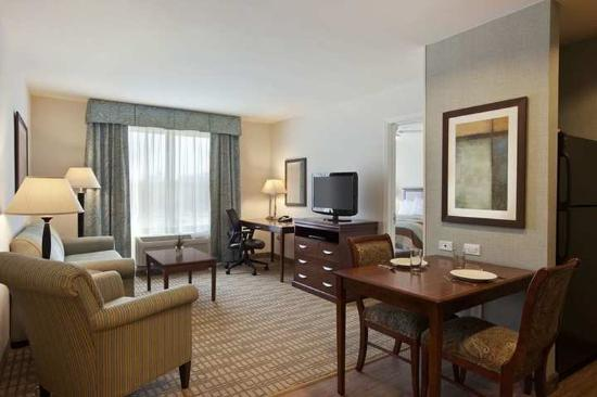 Homewood Suites by Hilton Wilmington/Mayfaire : One Bedroom Suite