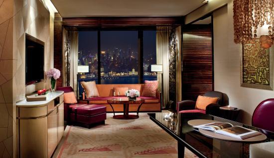 The Ritz-Carlton Shanghai, Pudong: Premier Bund View Suite