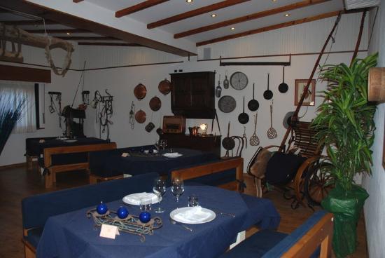 Hotel da Filie' : Interior