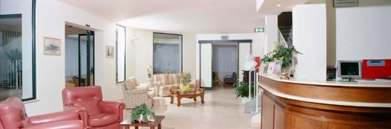 Hotel da Filie' : Reception