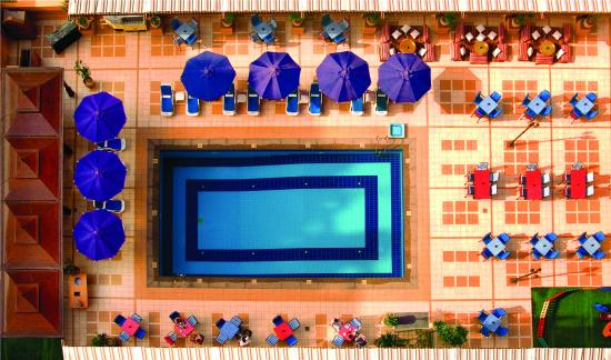 Safir Hotel Cairo: Swimming Pool