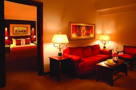 Safir Hotel Cairo: Suite