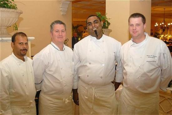 The Table Bay Hotel: Herjeet Sethi,Dallas Orr,Vasco Alvares,Adrian Schr
