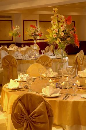 Safir Hotel Cairo: BANQUET