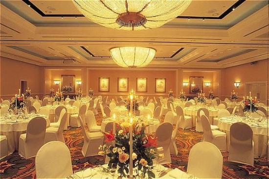 Ballroom Foto Di The Table Bay Hotel Citt Del Capo Tripadvisor