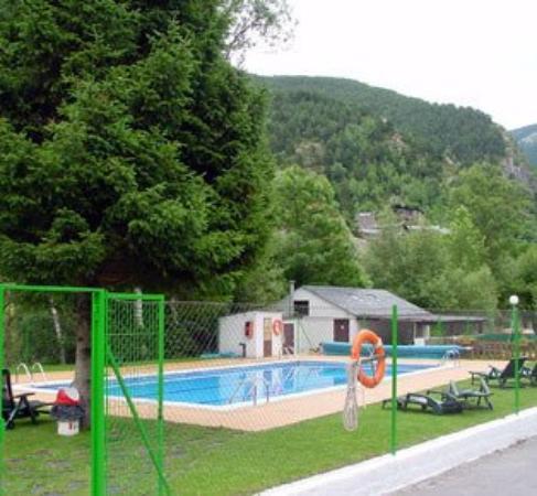 Annapurna Aparthotel: Pool