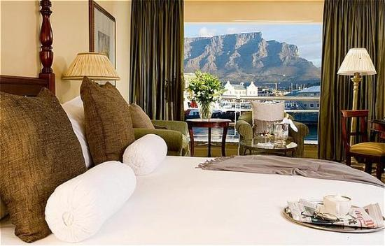 The Table Bay Hotel: Superior Luxury and Superior Luxury Family Room