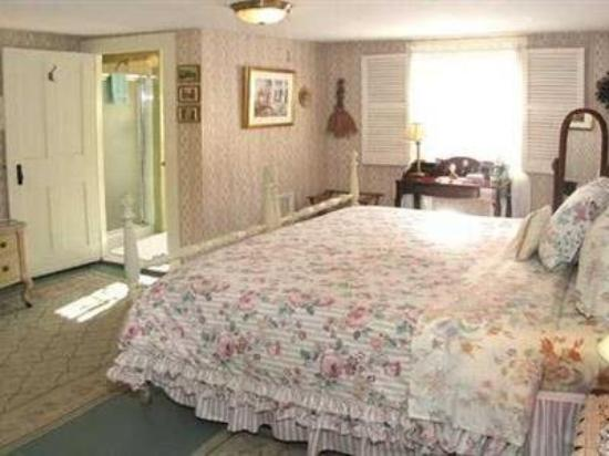 Chester Bulkley House Bed and Breakfast : Bedroom