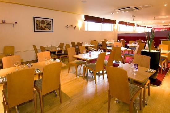 Premier Inn Manchester City Centre (Arena/Printworks) Hotel: Restaurant