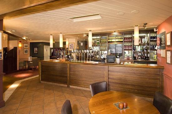 Premier Inn Liverpool (West Derby) Hotel: Bar