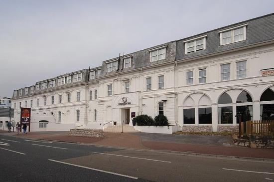Premier Inn Torquay Hotel: Exterior