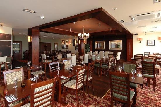 Premier Inn Torquay Hotel: Restaurant