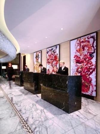 Jumeirah Frankfurt: Lobby