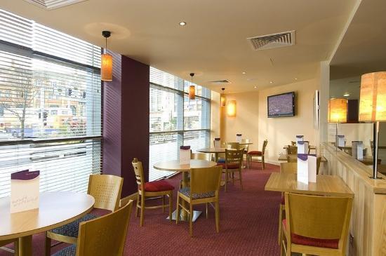 Premier Inn Leicester City Centre Hotel: Restaurant