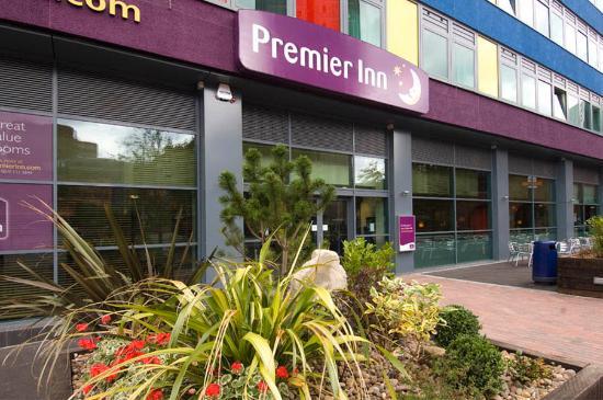Premier Inn Leicester City Centre Hotel: Exterior