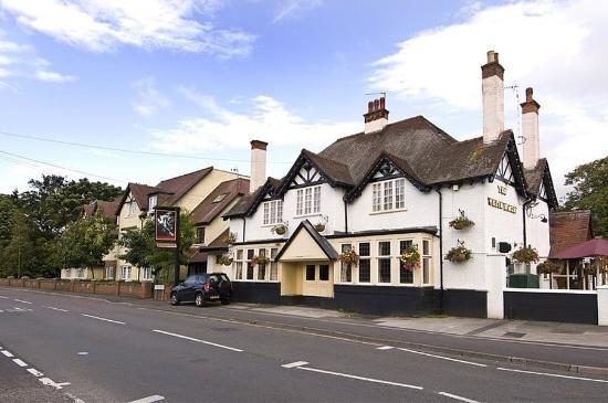 Premier Inn Sutton Coldfield Restaurant