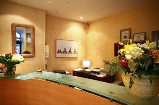 Hotel Parisiana : Lobby