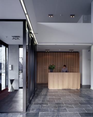 Apart Hotel Corbie Lommel : Reception Area