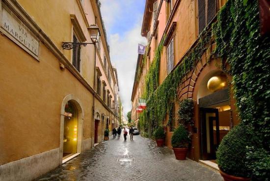 Hotel Manfredi Suite in Rome: Exterior