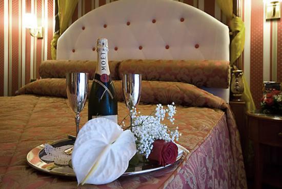 Hotel Manfredi Suite in Rome: Suite