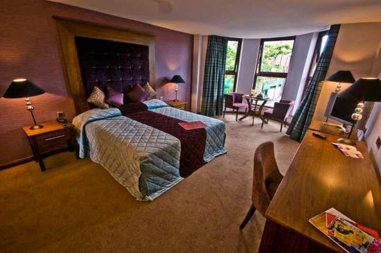 Madison's Hotel: Suite