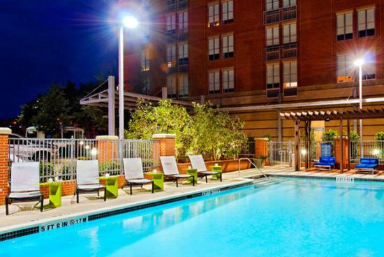 Aloft Tallahassee Downtown: Splash pool