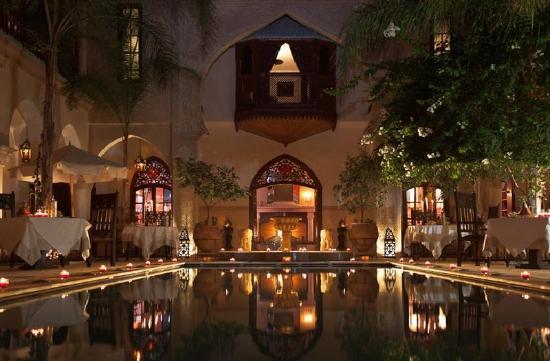 Demeures d'Orient: Pool