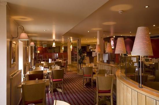 Premier Inn Inverness Centre Millburn Rd Hotel Restaurant
