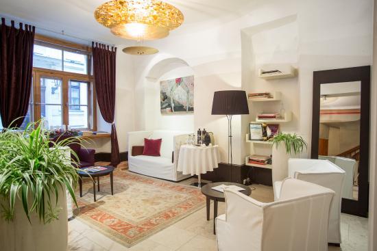 Dome Hotel & SPA: Lobby