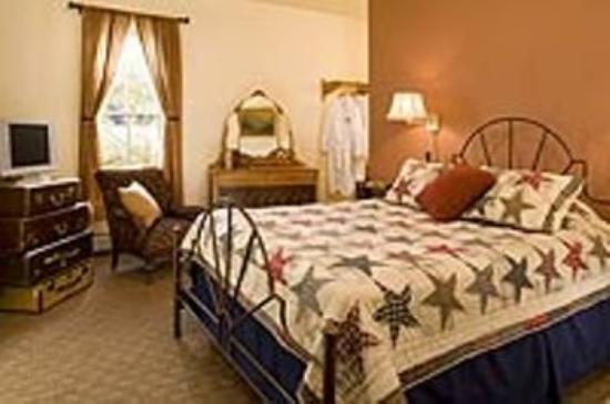 The Leland House Bed & Breakfast Suites Durango: QUEENROCHESTER