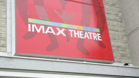 IMAX Victoria In the Royal BC Museum: LOGO