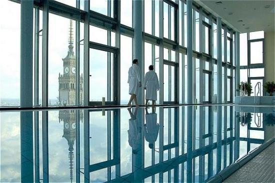 InterContinental Hotel Warsaw: Swimming Pool