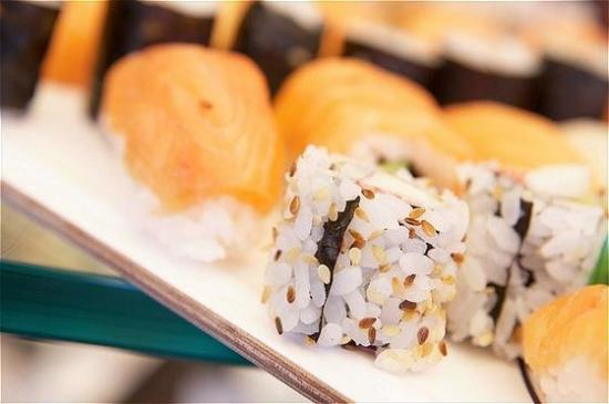 InterContinental Hotel Warsaw: Sushi Buffet - Business Lunch