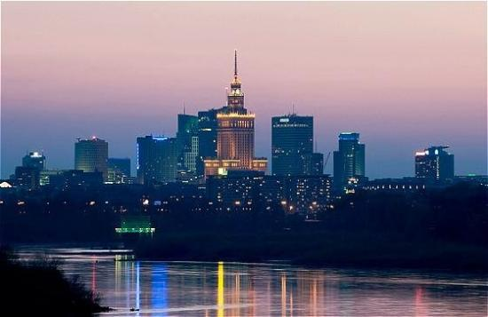 InterContinental Hotel Warsaw: Iconic Scenes