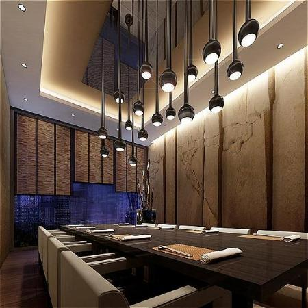 Ishiyama japanese cuisine vip room picture of crowne for Vip room interior design