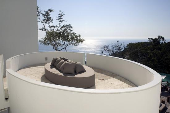 Hotel Encanto : Balcony