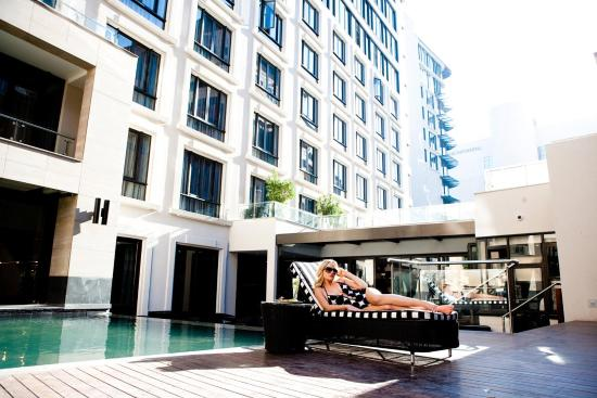 DaVinci Hotel and Suites: Swimming Pool
