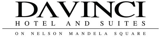 DaVinci Hotel and Suites: Logo