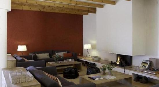 AldeaRoqueta: Interior